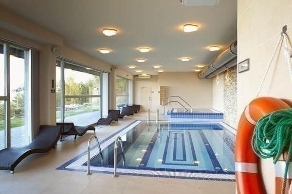 Hotel Monínec - Bazén