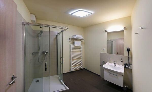 Hotel Monínec - koupelna