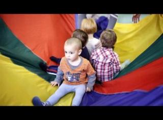 Program s dětmi - padák podruhé