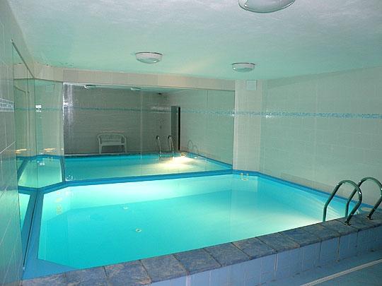 Bazén pro rodiče i děti
