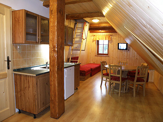 Fotka pokoje na pobytu