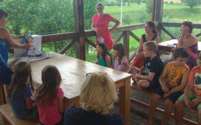 Přírodní pobyt na ekofarmě léto 2018 – poslední volný pokoj