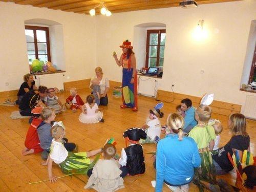 Program pro děti - karneval