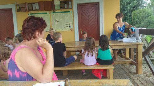 Program pro děti - výuka